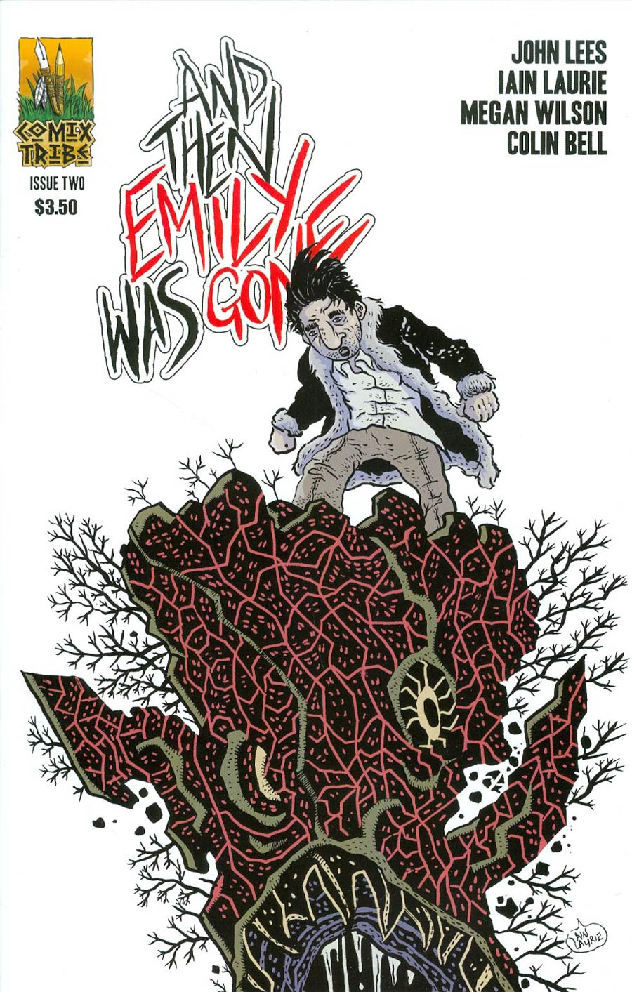 And Then Emily Was Gone #2 Cover A Iain Laurie