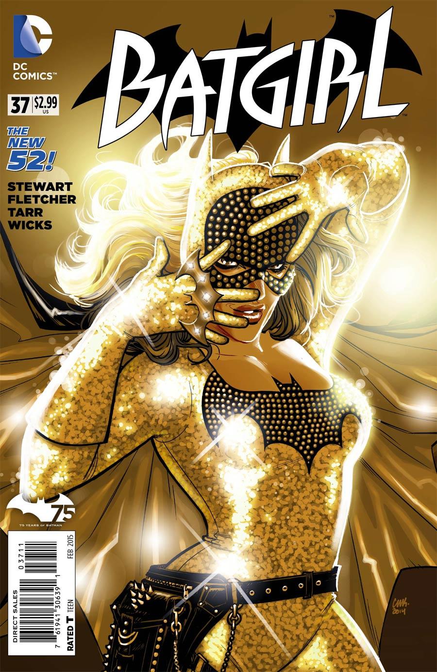 Batgirl Vol 4 #37 Cover A Regular Cameron Stewart Cover