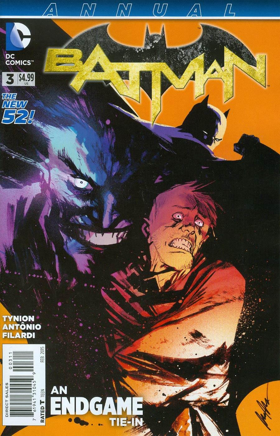 Batman Vol 2 Annual #3