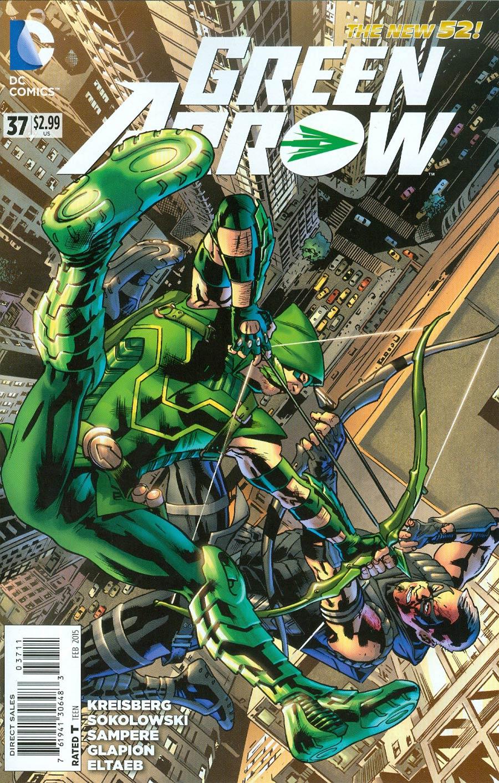 Green Arrow Vol 6 #37