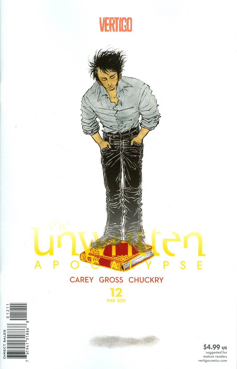 Unwritten Vol 2 Apocalypse #12