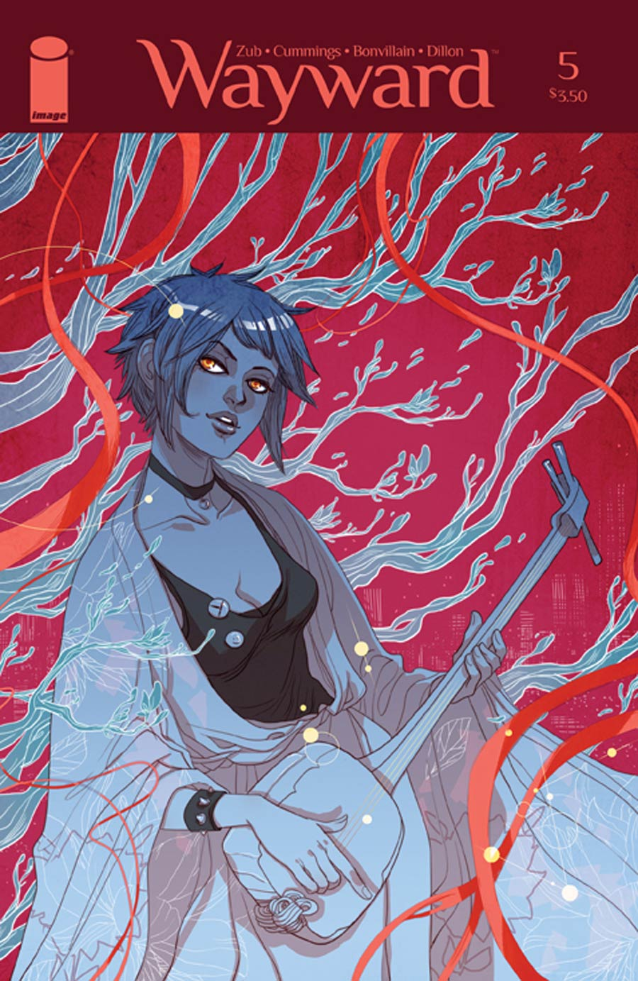 Wayward #5 Cover B Marguerite Sauvage