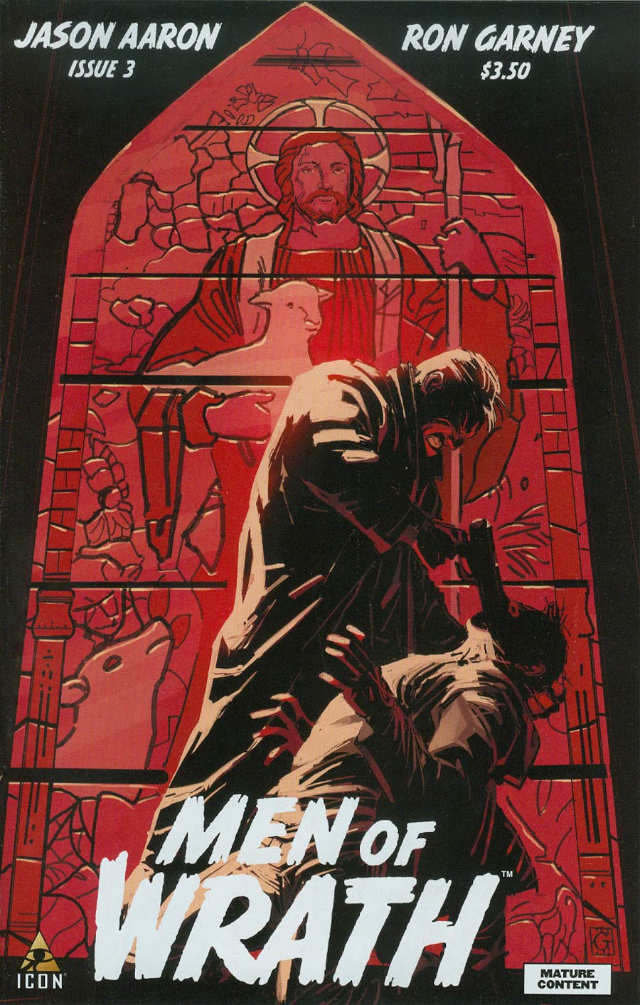 Men Of Wrath By Jason Aaron #3 Cover A Regular Ron Garney Cover