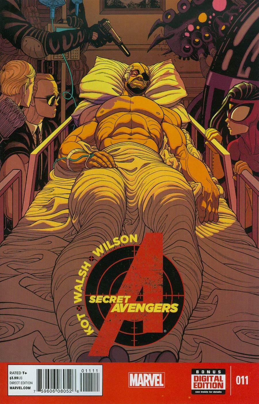 Secret Avengers Vol 3 #11