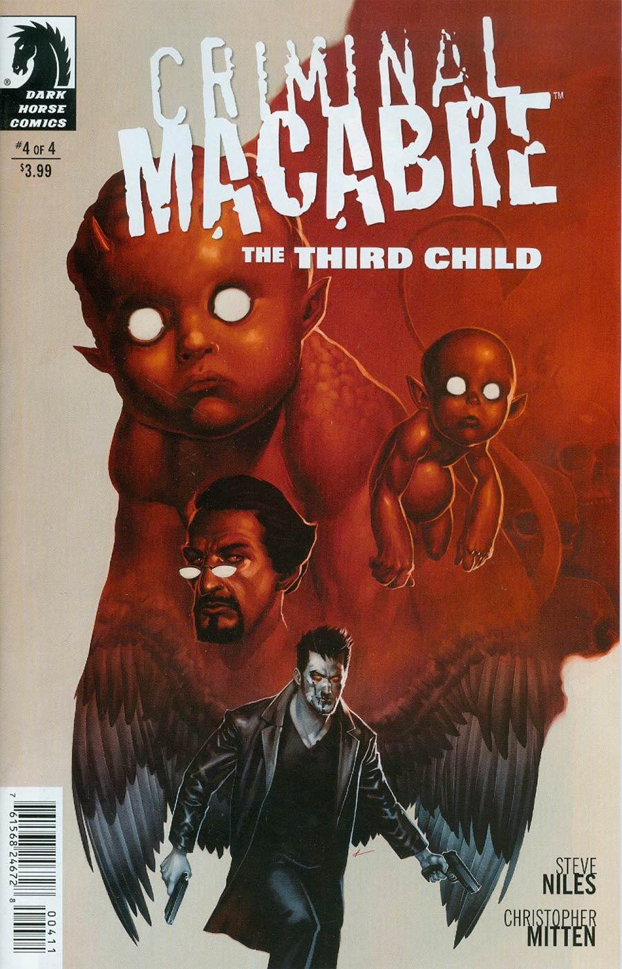 Criminal Macabre Third Child #4