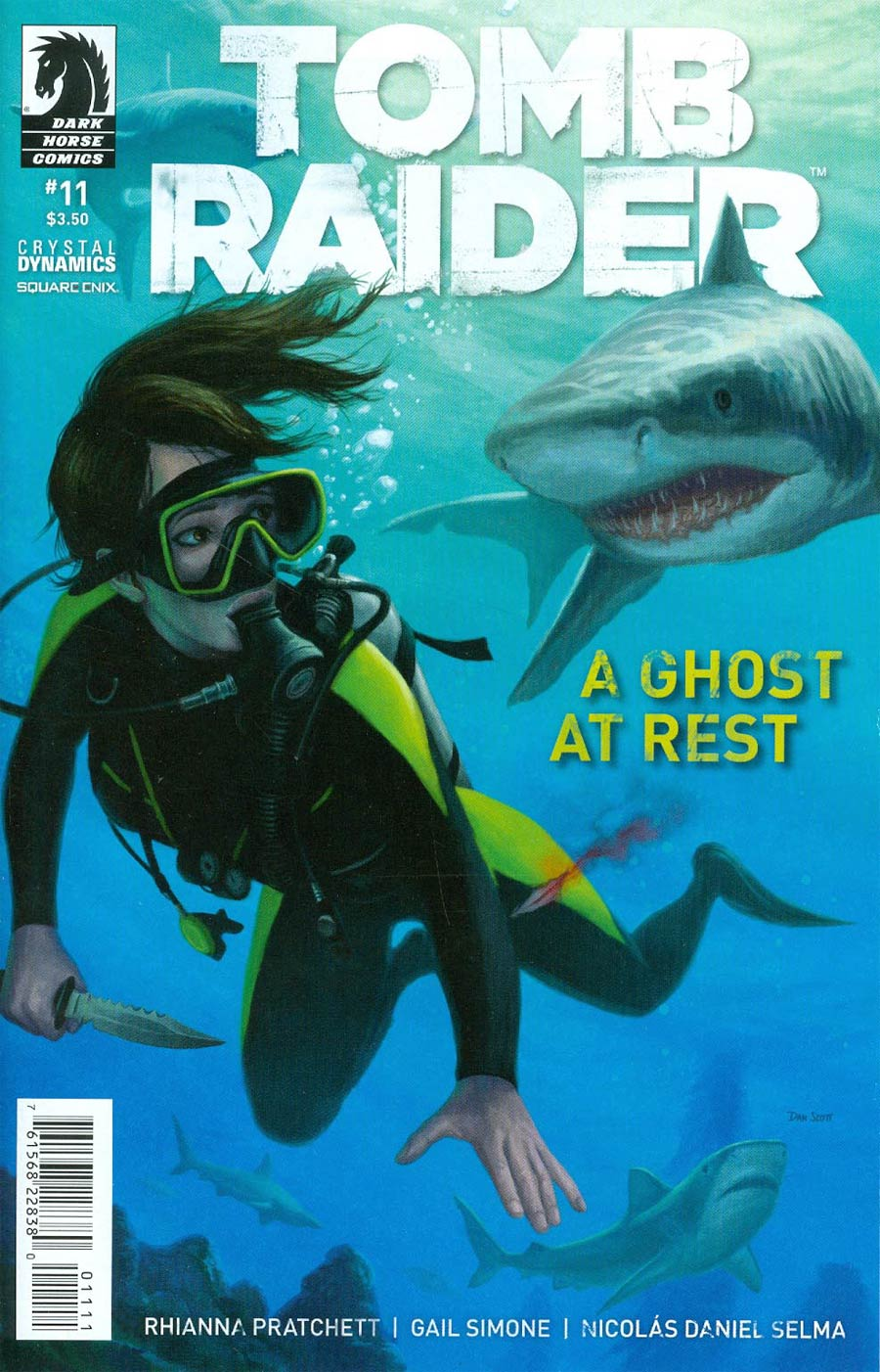 Tomb Raider Vol 2 #11