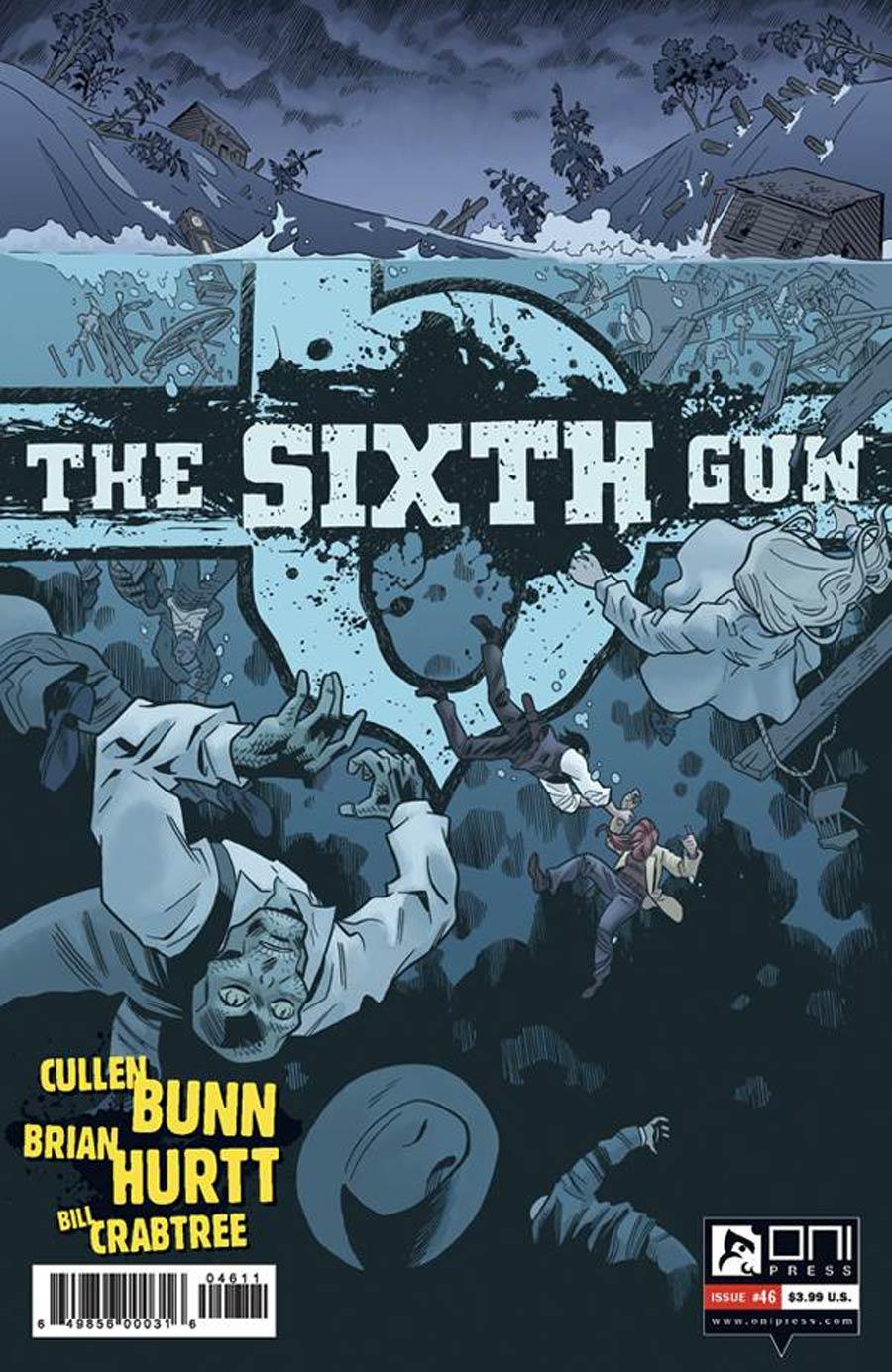 Sixth Gun #46