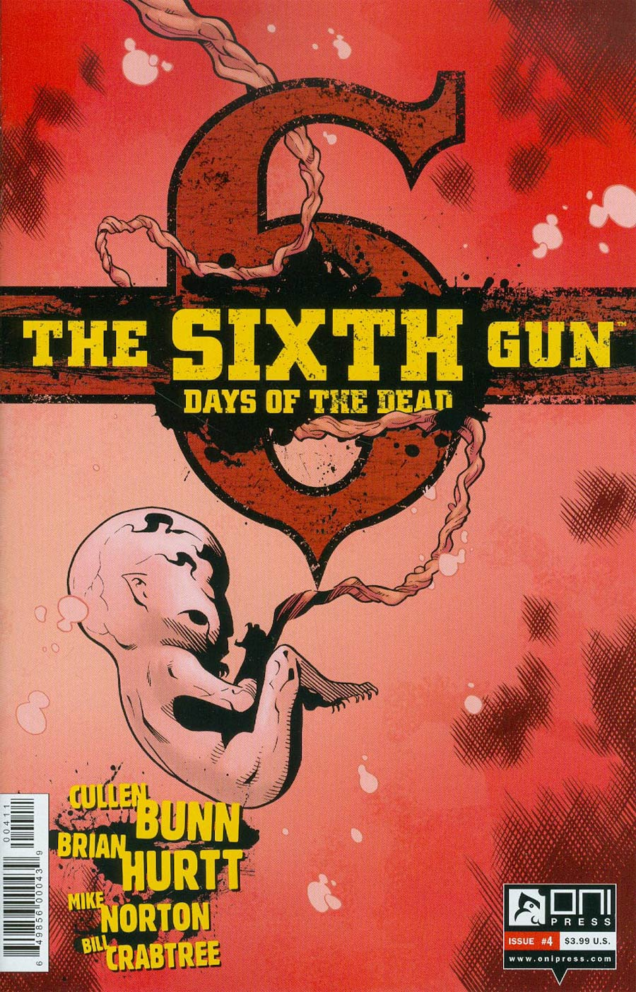 Sixth Gun Days Of The Dead #4