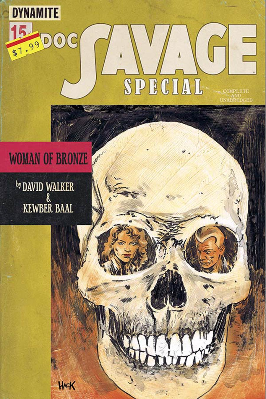 Doc Savage Vol 5 Special 2014