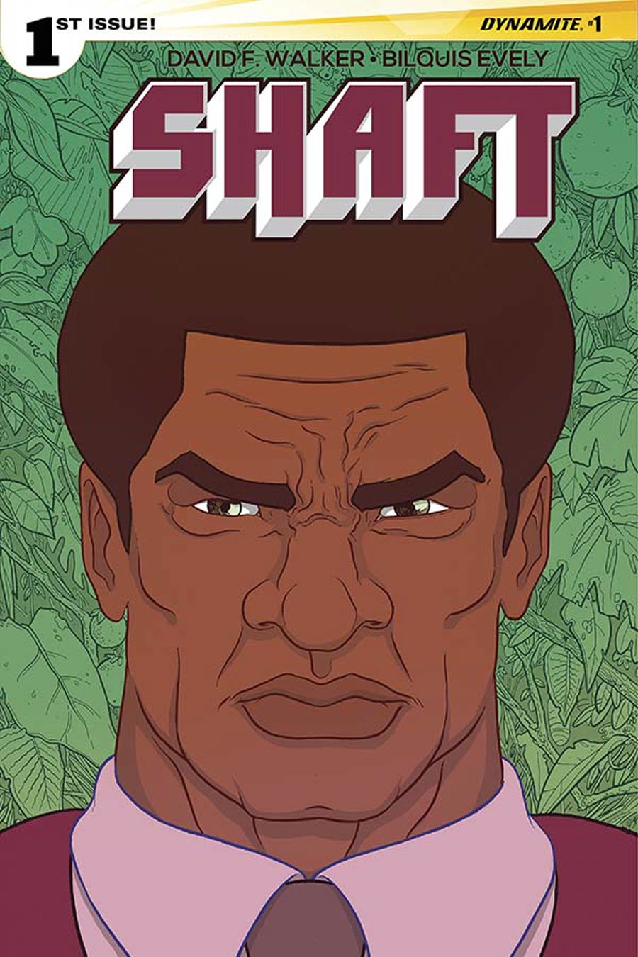 Shaft #1 Cover D Variant Ulises Farinas Cover