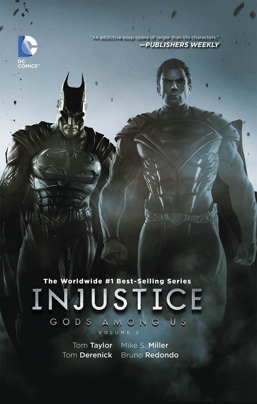 Injustice Gods Among Us Vol 2 TP