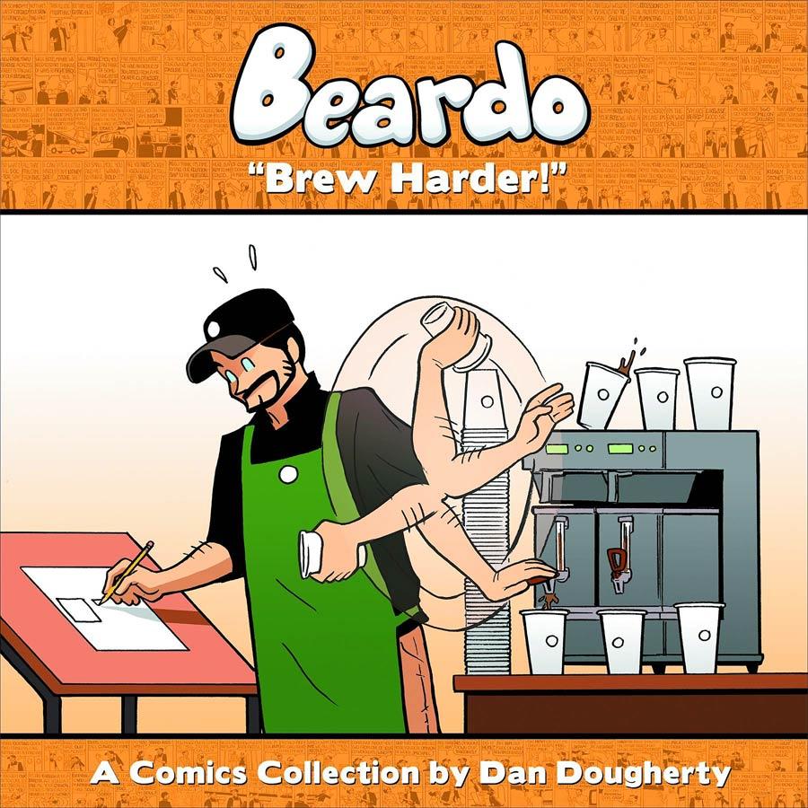 Beardo Vol 2 Brew Harder TP