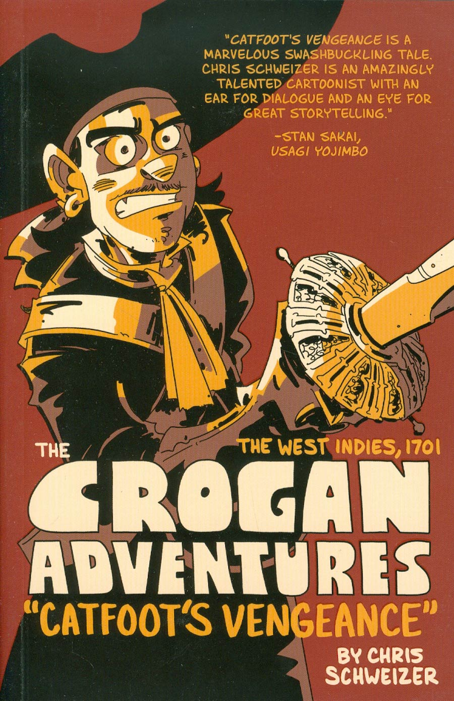 Crogan Adventures Catfoots Vengeance TP