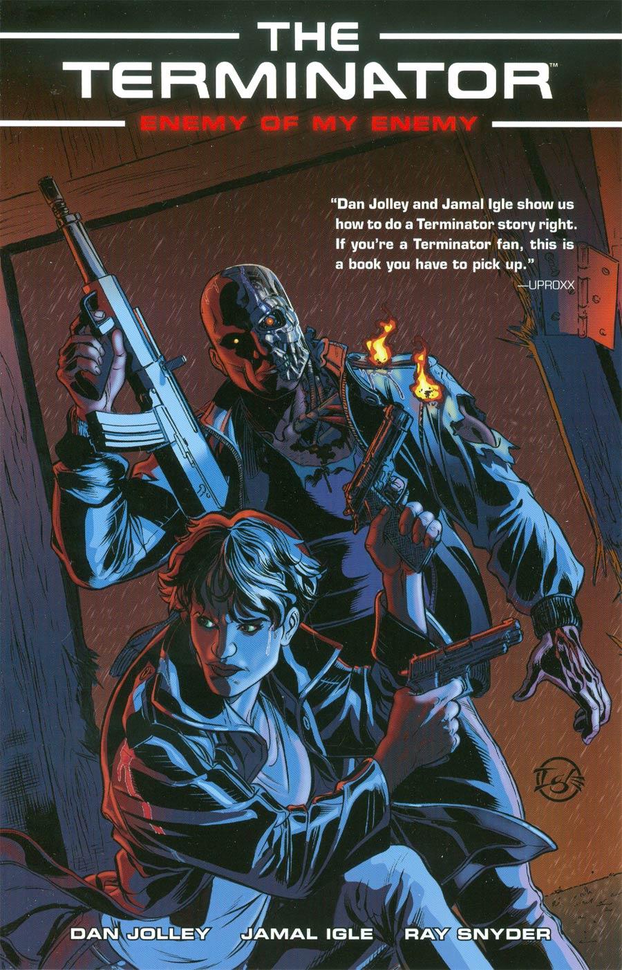 Terminator Enemy Of My Enemy TP