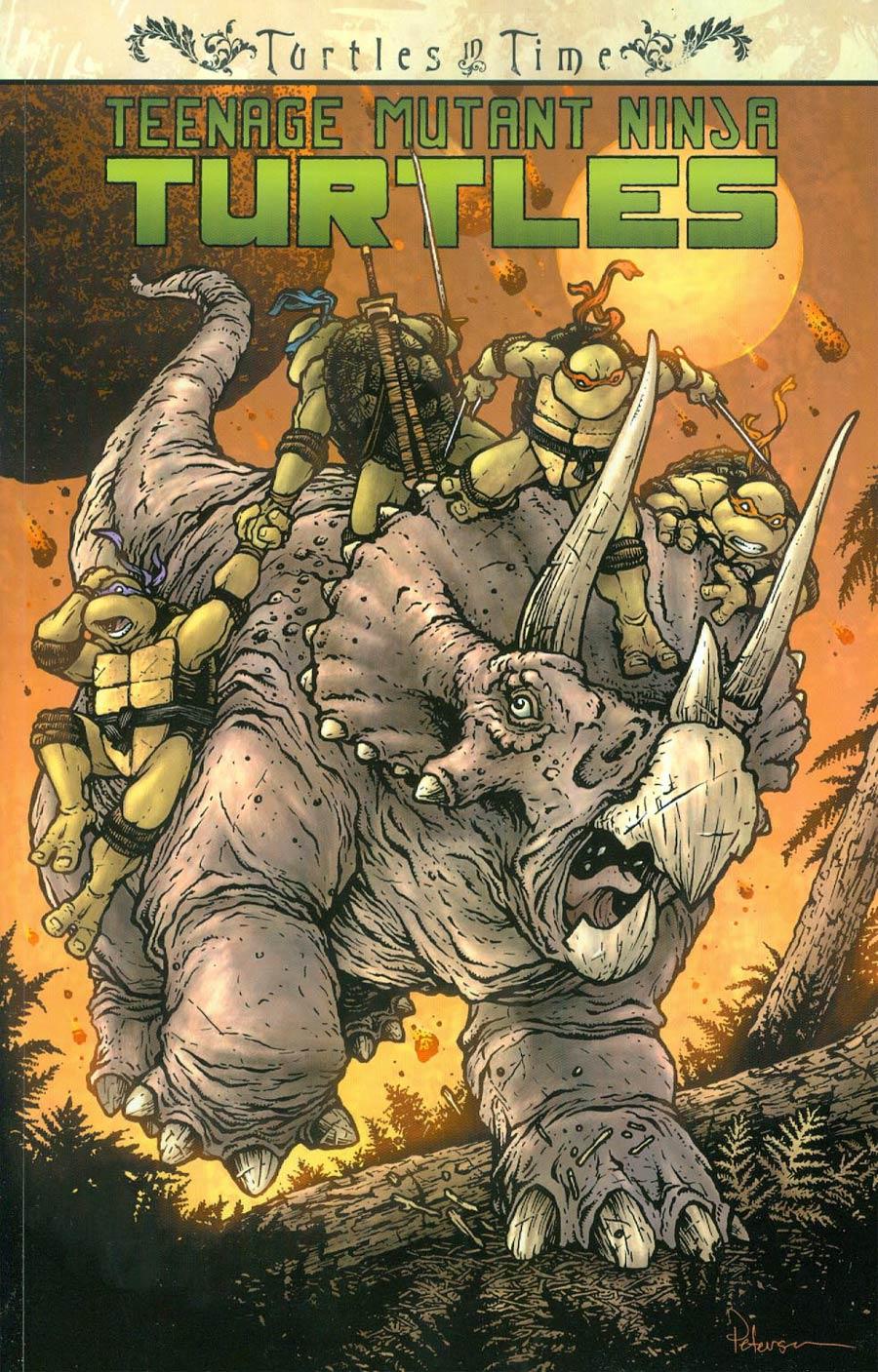 Teenage Mutant Ninja Turtles Turtles In Time TP