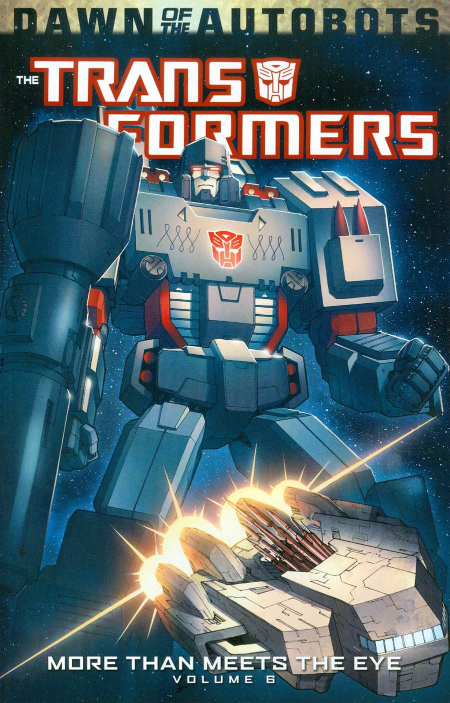 Transformers More Than Meets The Eye Vol 6 TP