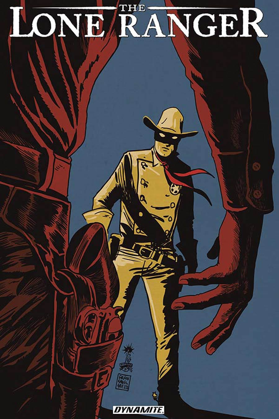 Lone Ranger Vol 8 Long Road Home TP