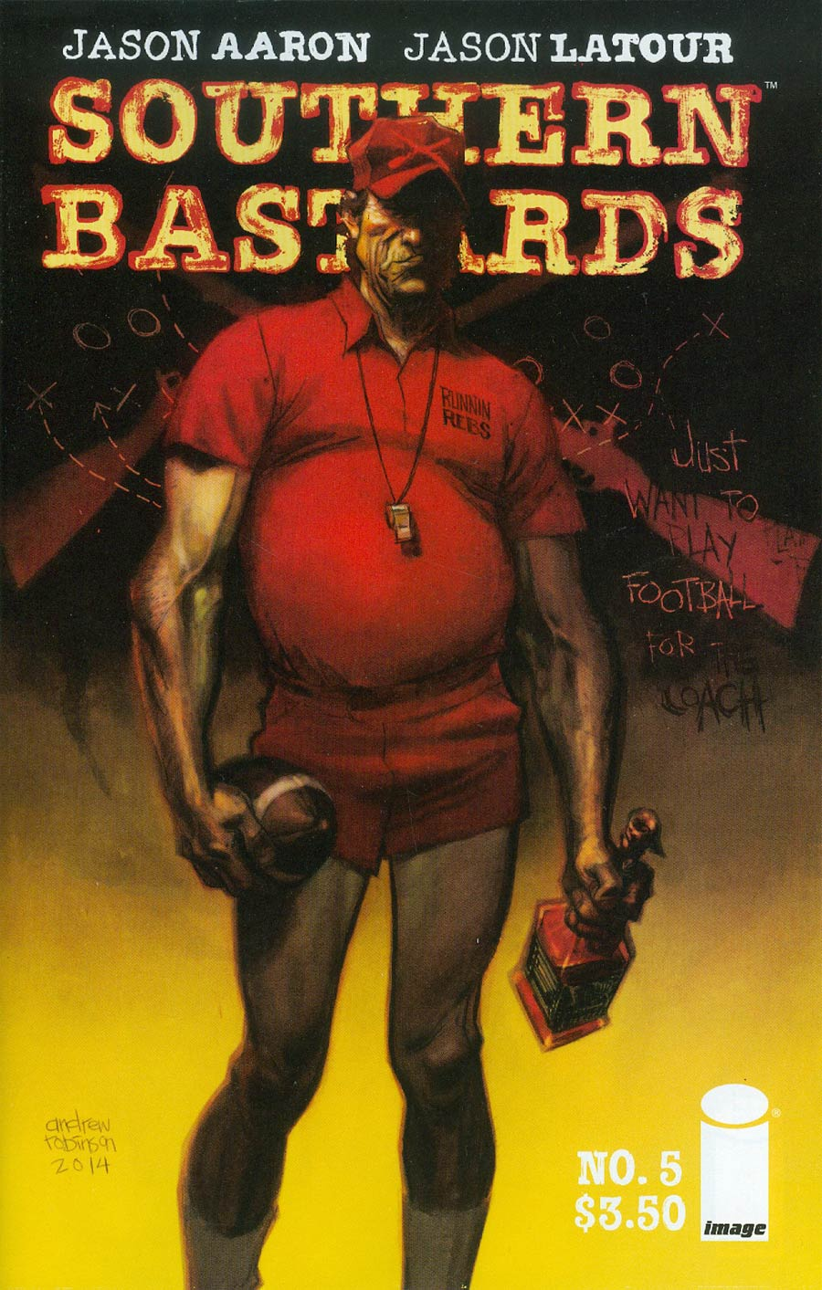 Southern Bastards #5 Cover B Andrew Robinson