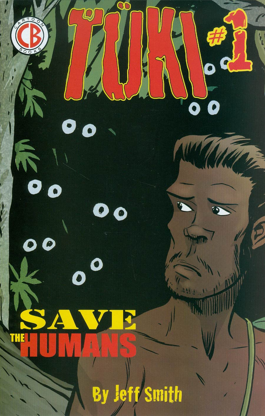 Tuki Save The Humans #1 Cover B 2nd Ptg Tom Gaadt Variant Cover
