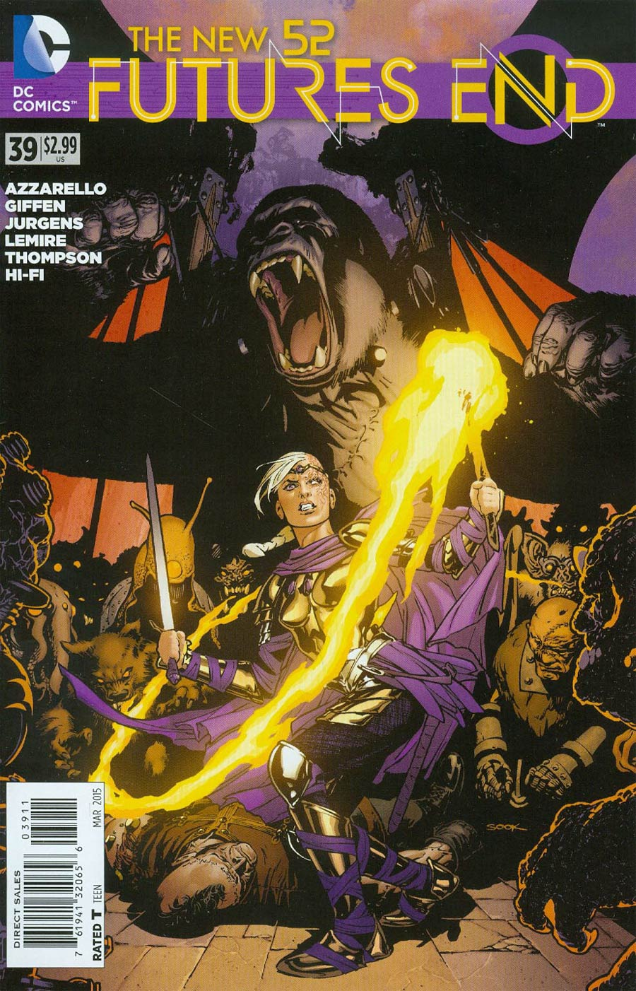 New 52 Futures End #39