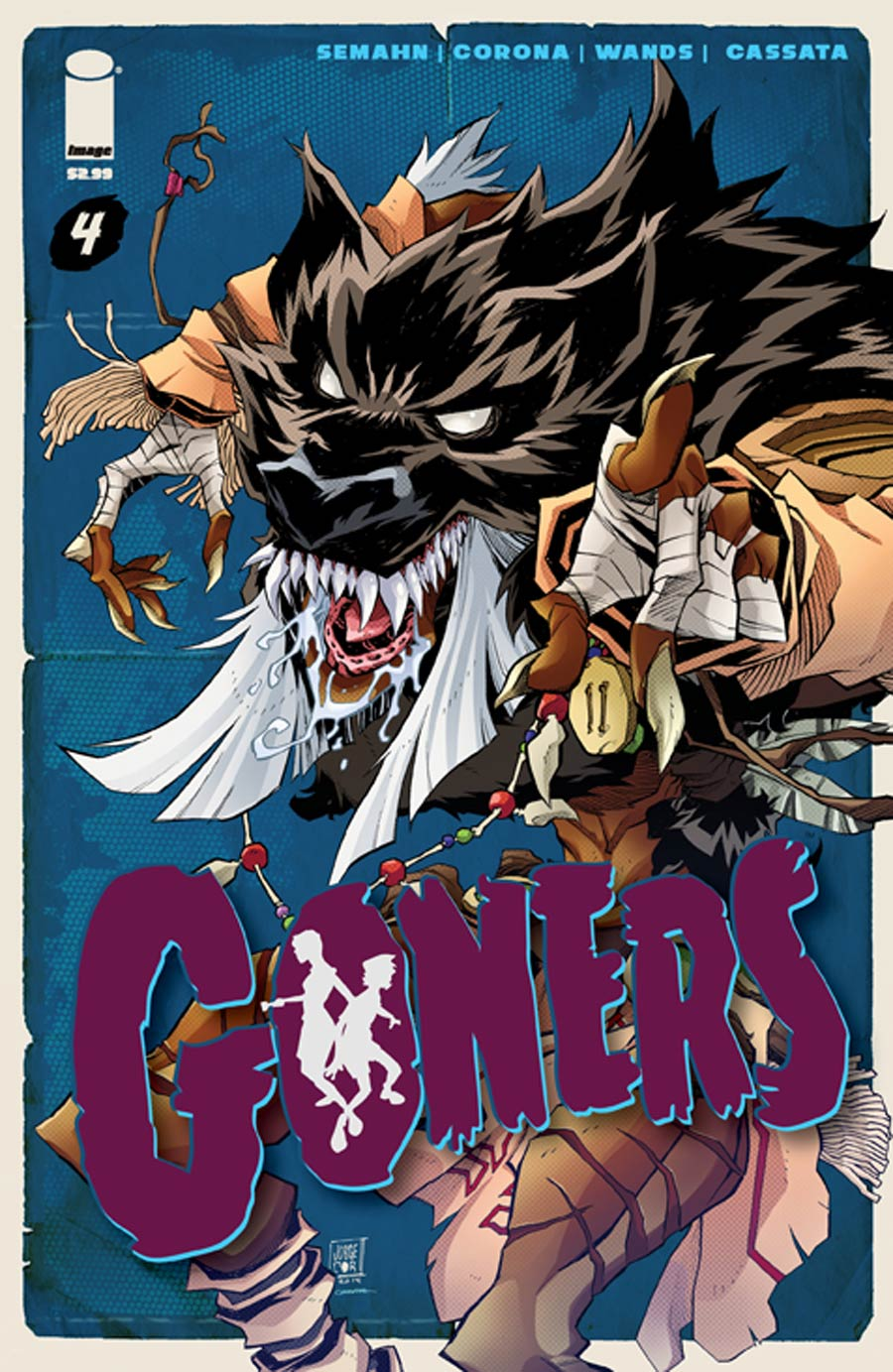 Goners #4