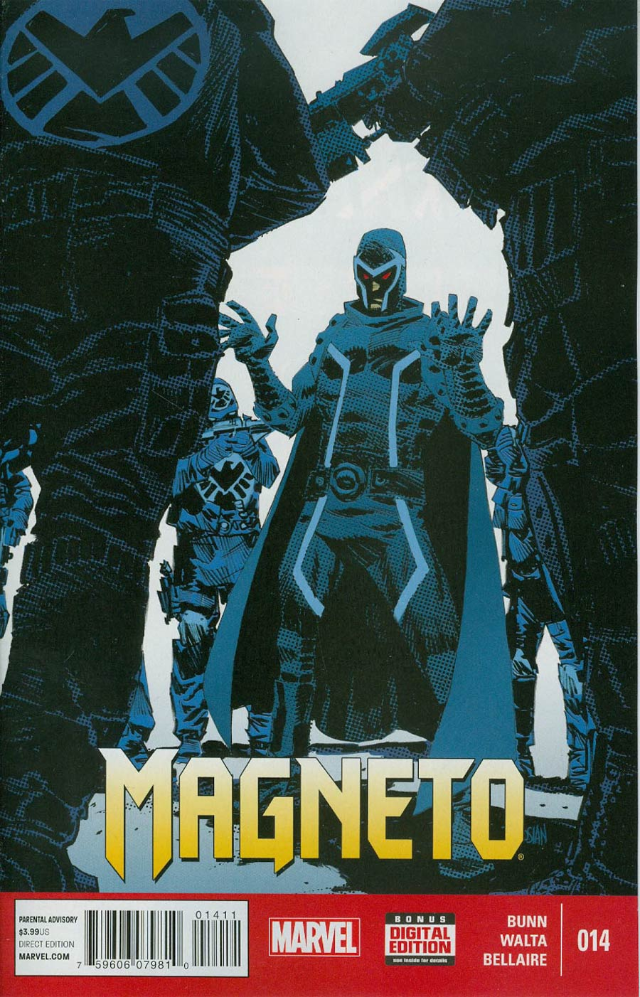 Magneto Vol 3 #14