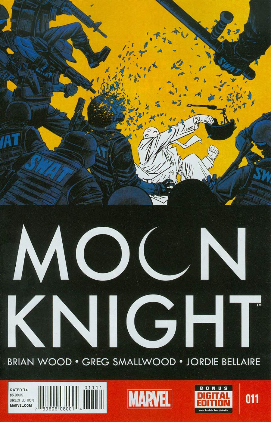 Moon Knight Vol 7 #11