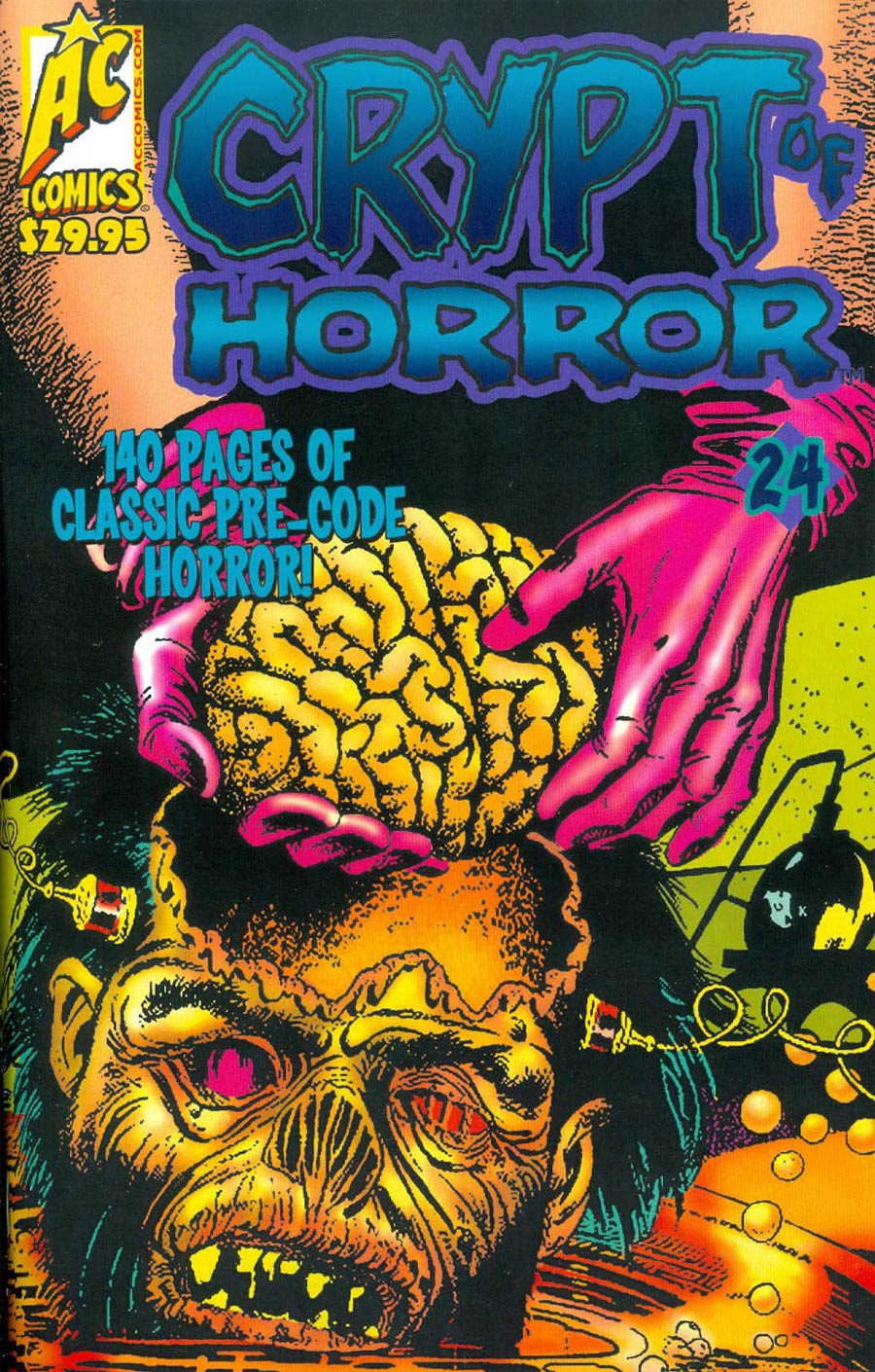 Crypt Of Horror #24