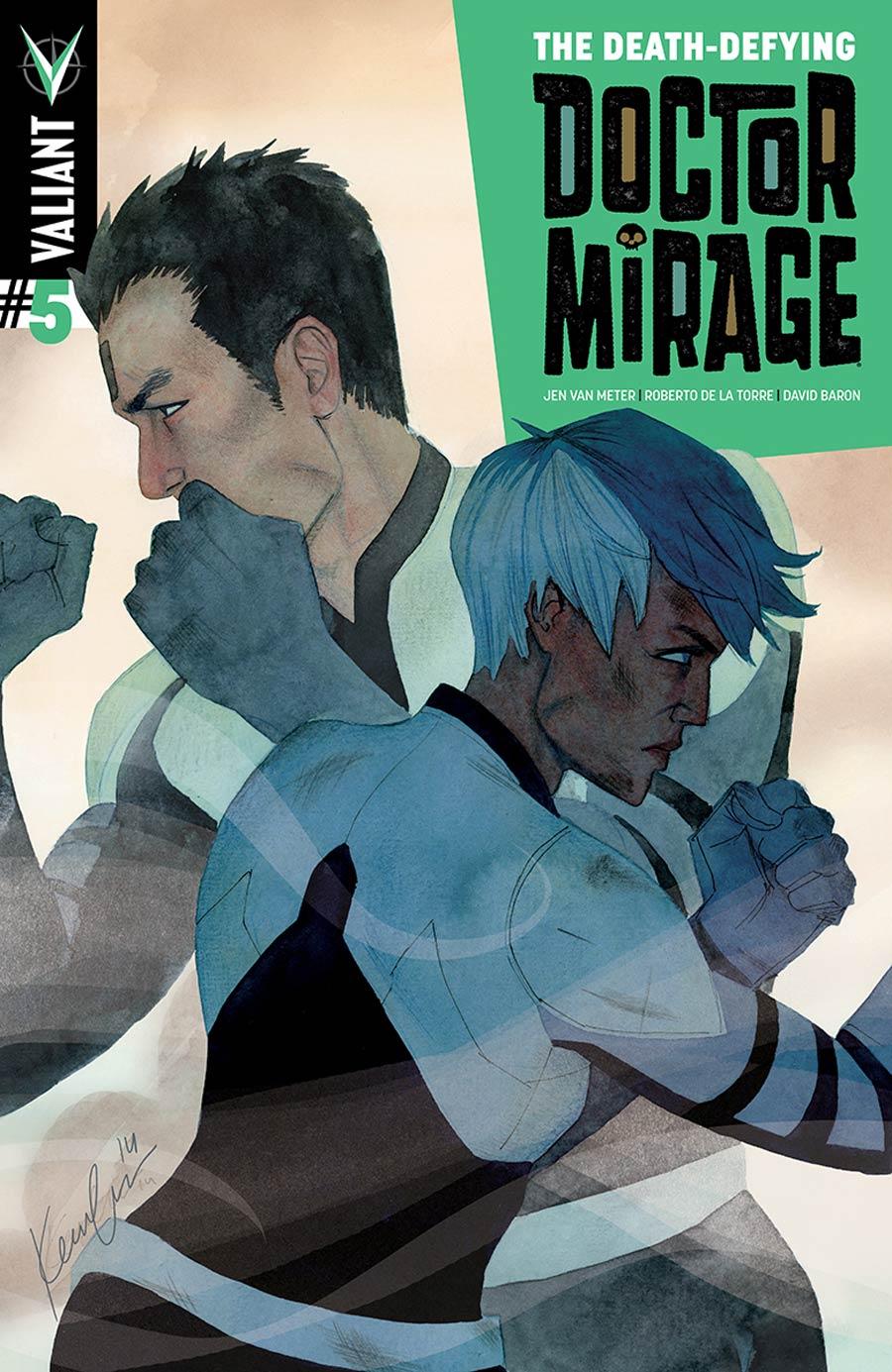 Death-Defying Doctor Mirage #5