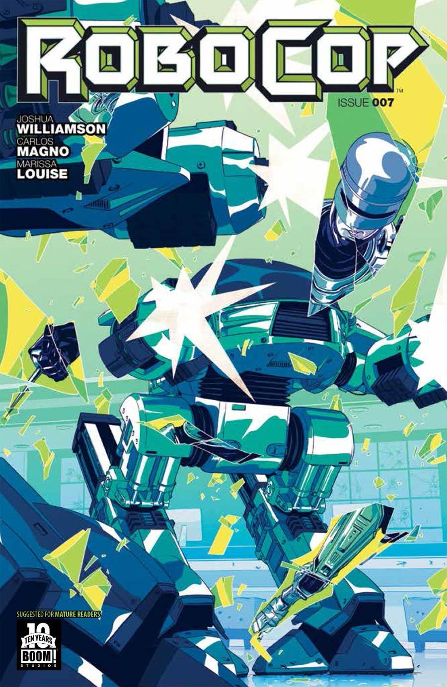 Robocop 2014 #7