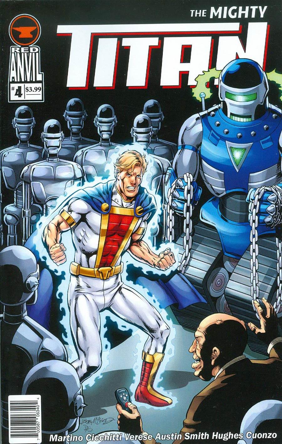 Mighty Titan #4