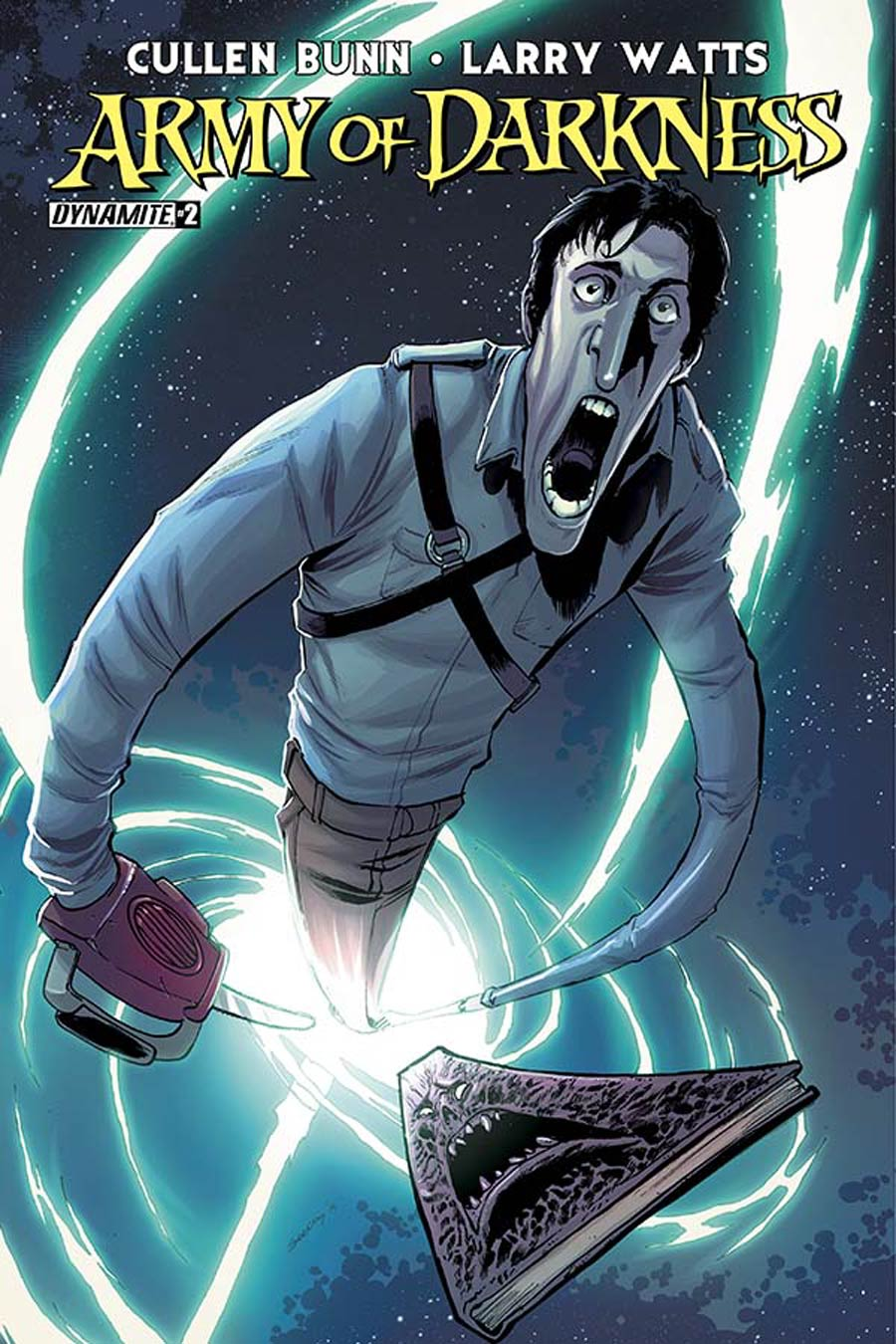 Army Of Darkness Vol 4 #2 Cover B Variant Tim Seeley Cover
