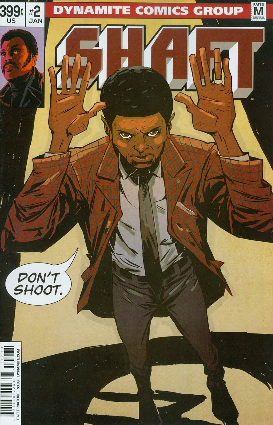 Shaft #2 Cover C Variant Sanford Greene Subscription Cover
