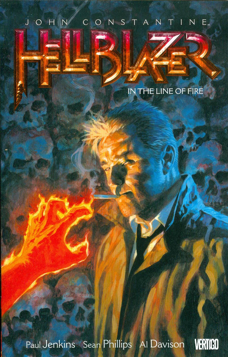 Hellblazer Vol 10 In The Line Of Fire TP