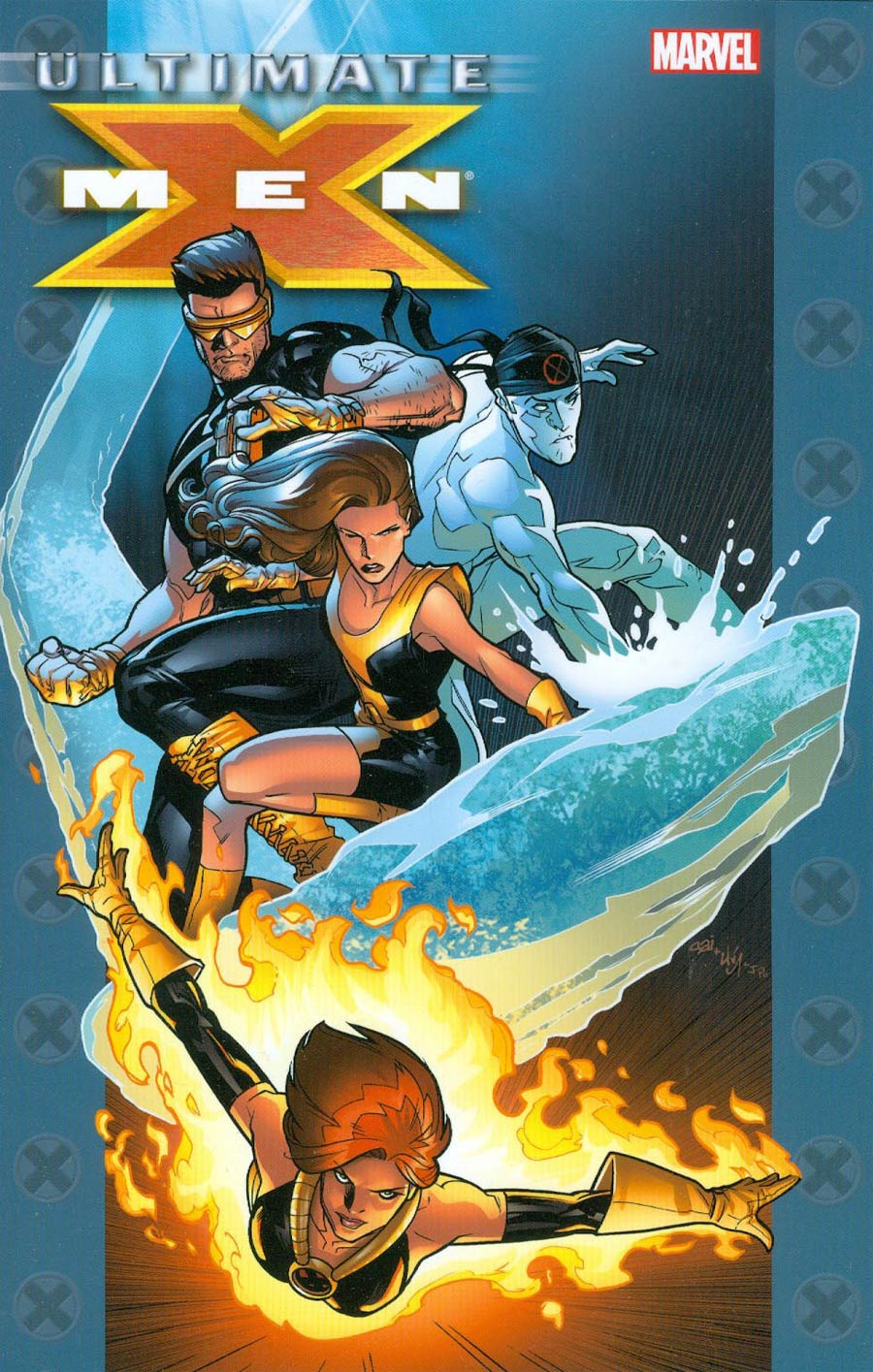 Ultimate X-Men Ultimate Collection Vol 5 TP