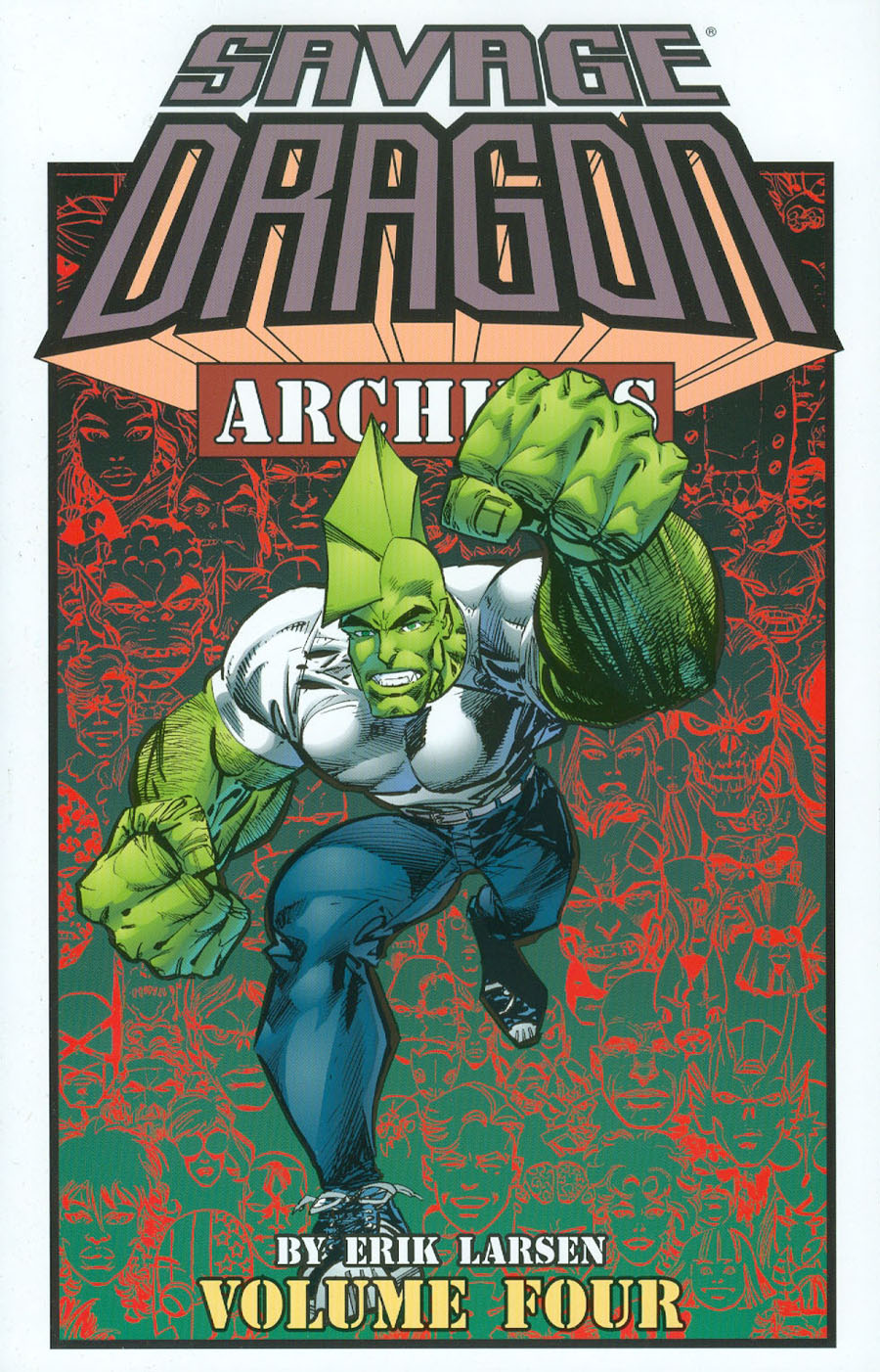 Savage Dragon Archives Vol 4 TP