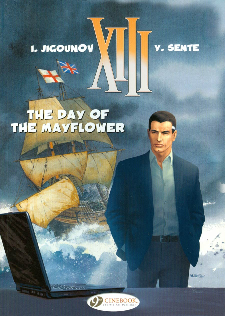 XIII Vol 19 Day Of The Mayflower GN