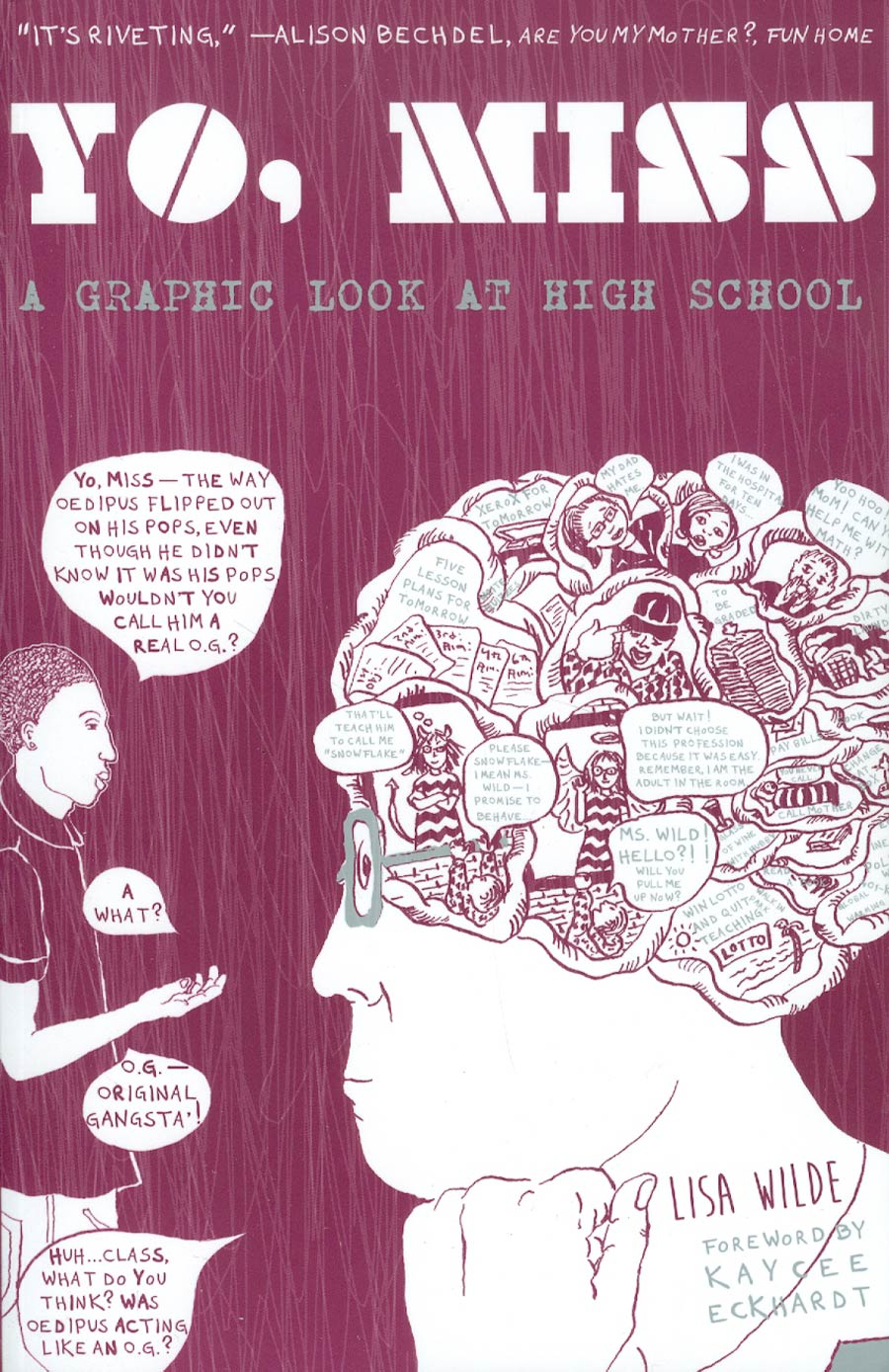 Yo Miss A Graphic Look At High School TP