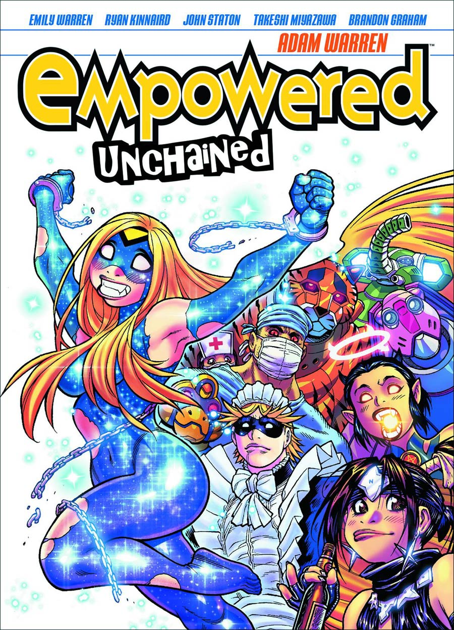 Empowered Unchained Vol 1 TP