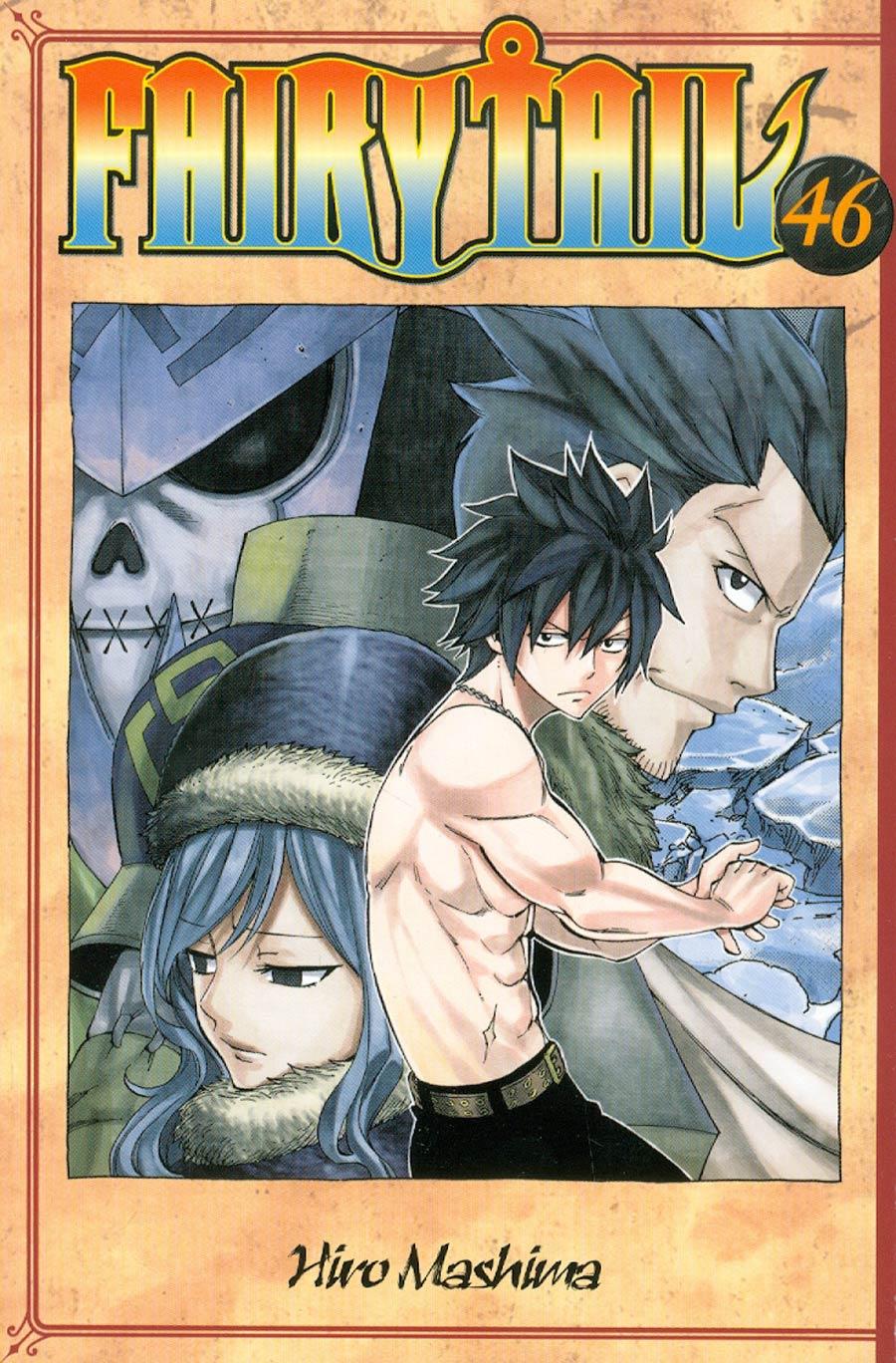 Fairy Tail Vol 46 GN