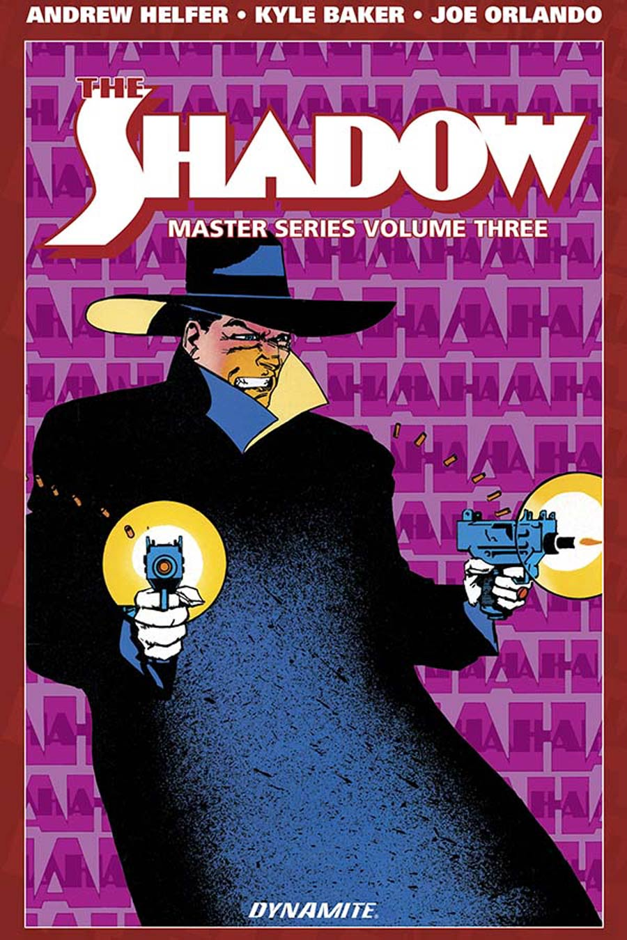 Shadow Master Series Vol 3 TP