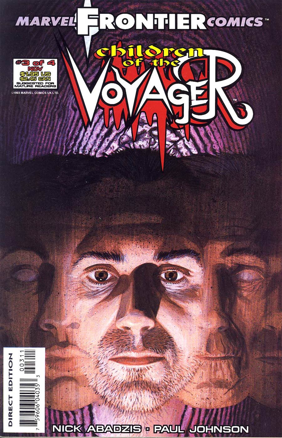 Children Of The Voyager #3