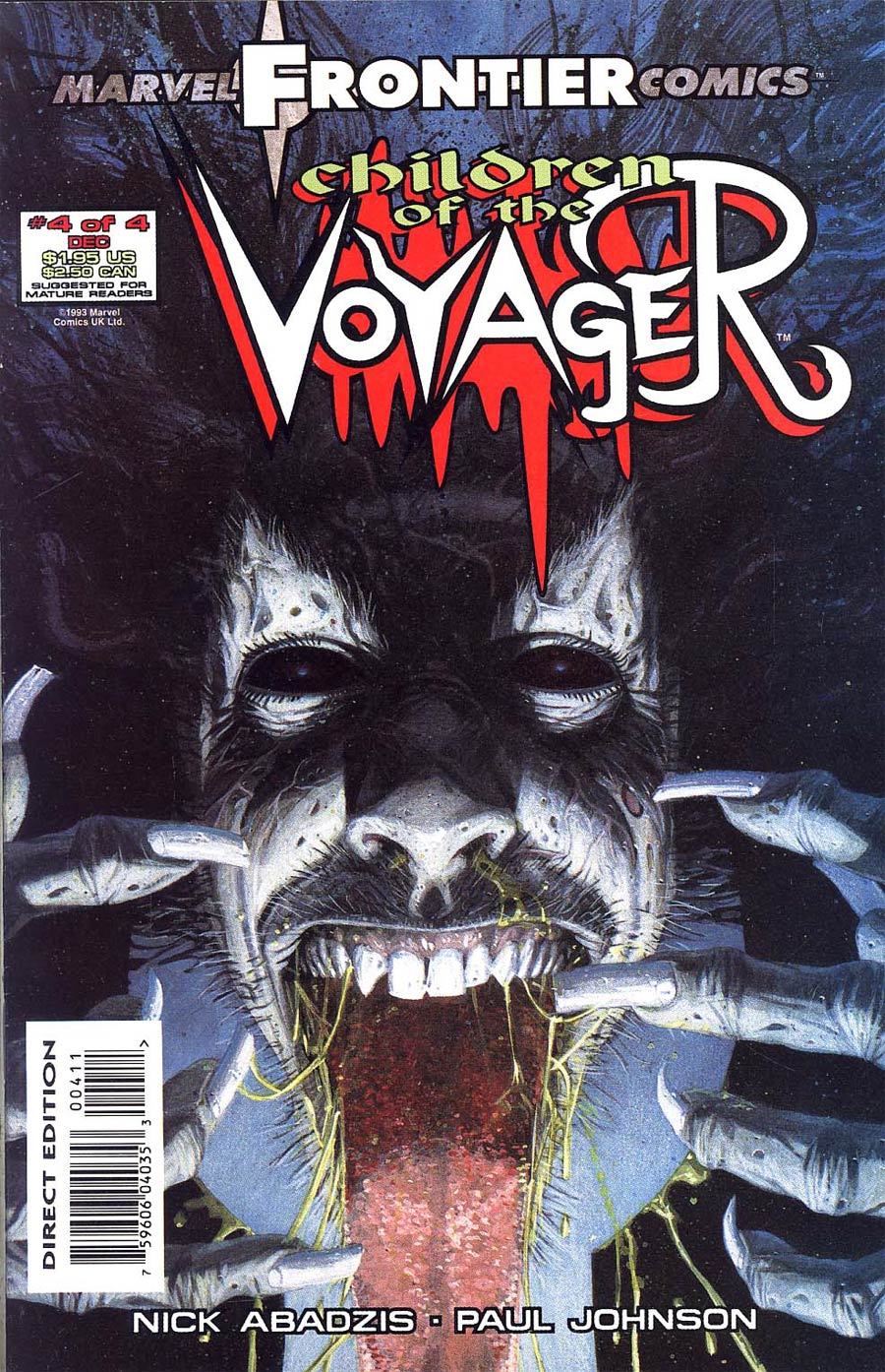 Children Of The Voyager #4