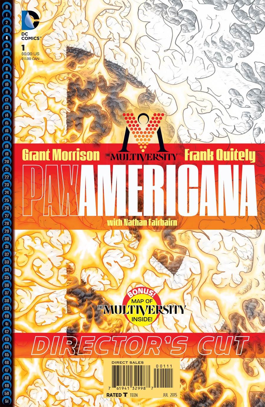 Multiversity Pax Americana Directors Cut #1