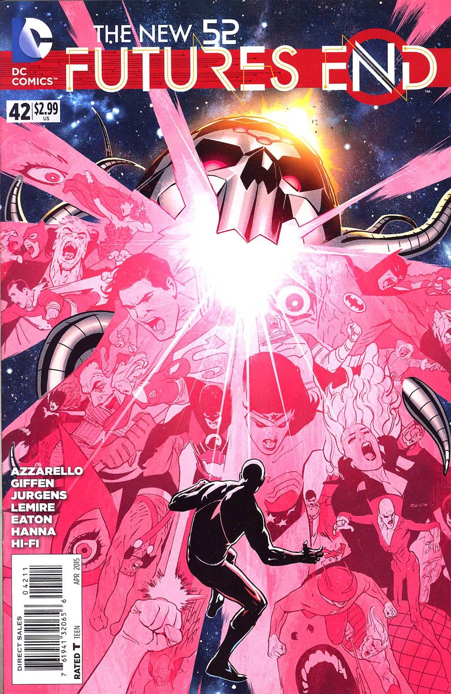 New 52 Futures End #42