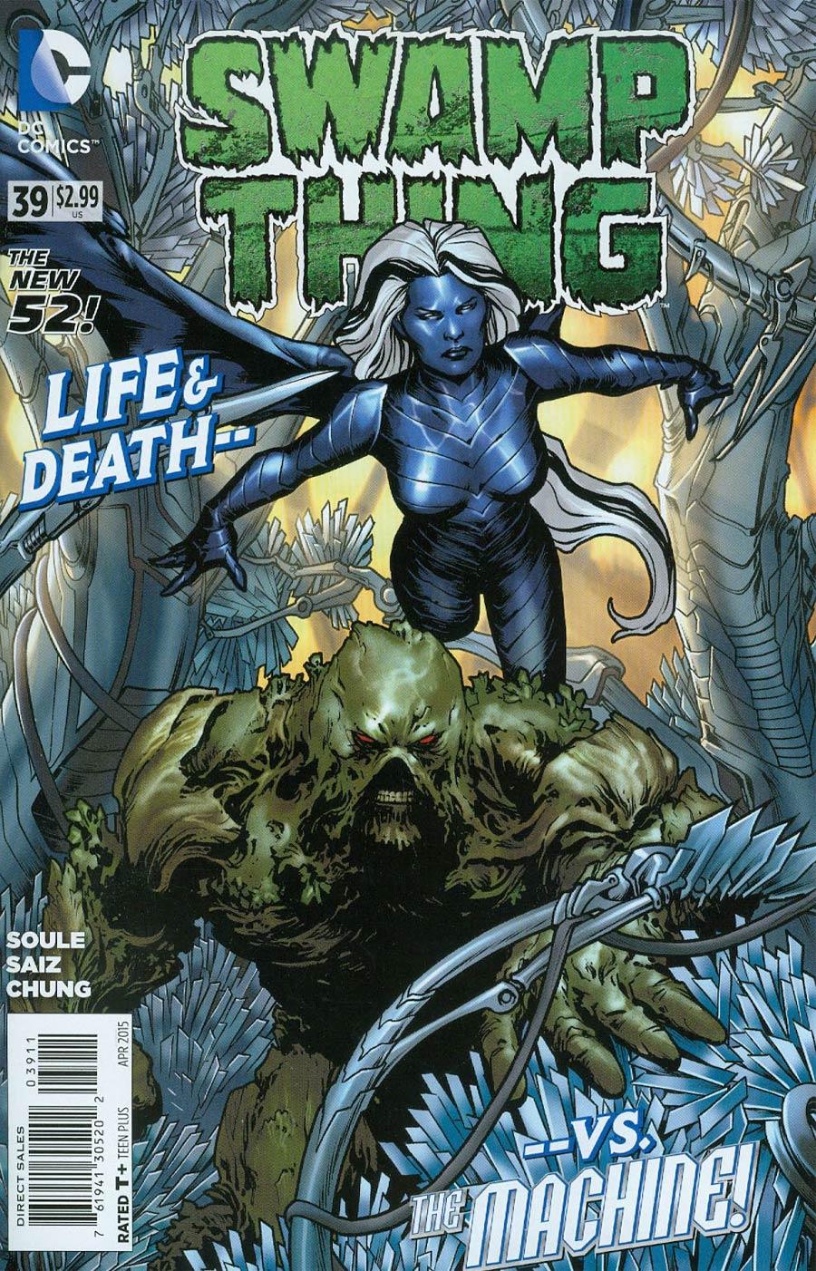 Swamp Thing Vol 5 #39