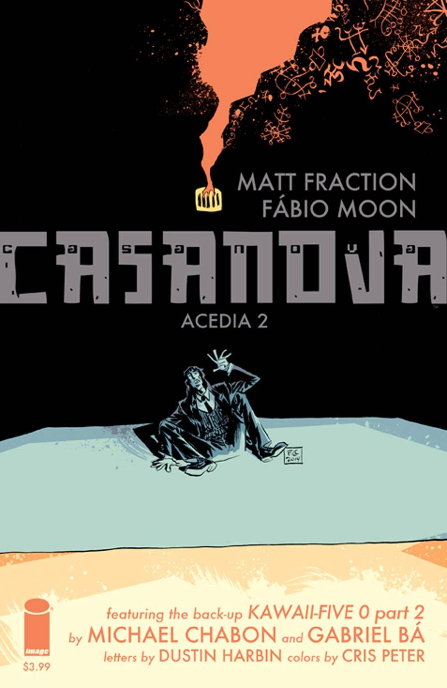 Casanova Acedia #2