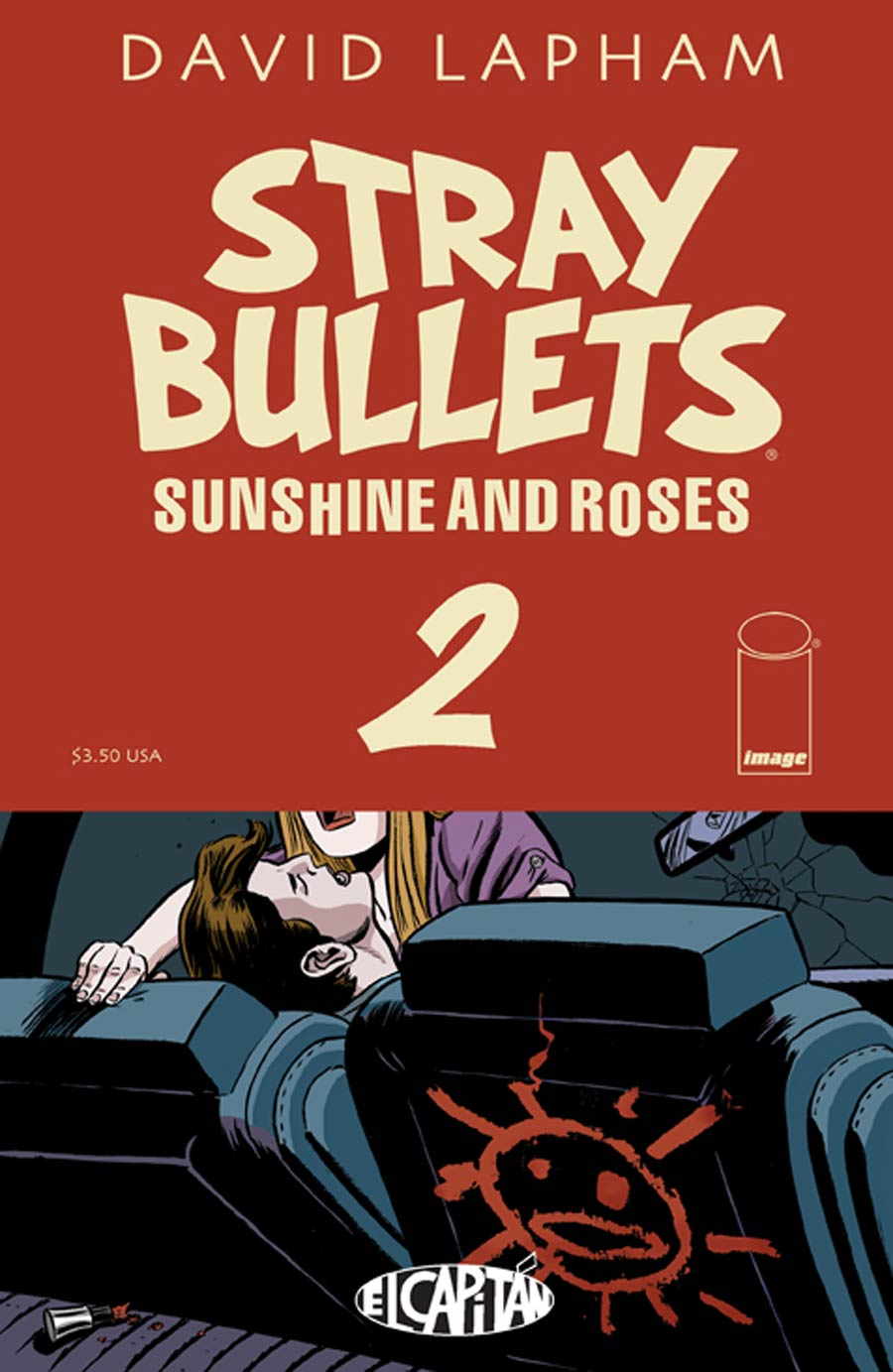 Stray Bullets Sunshine And Roses #2