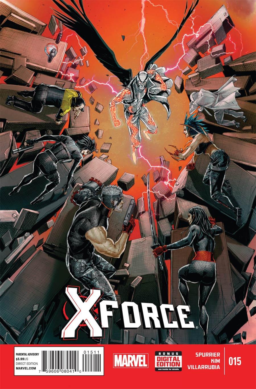 X-Force Vol 4 #15