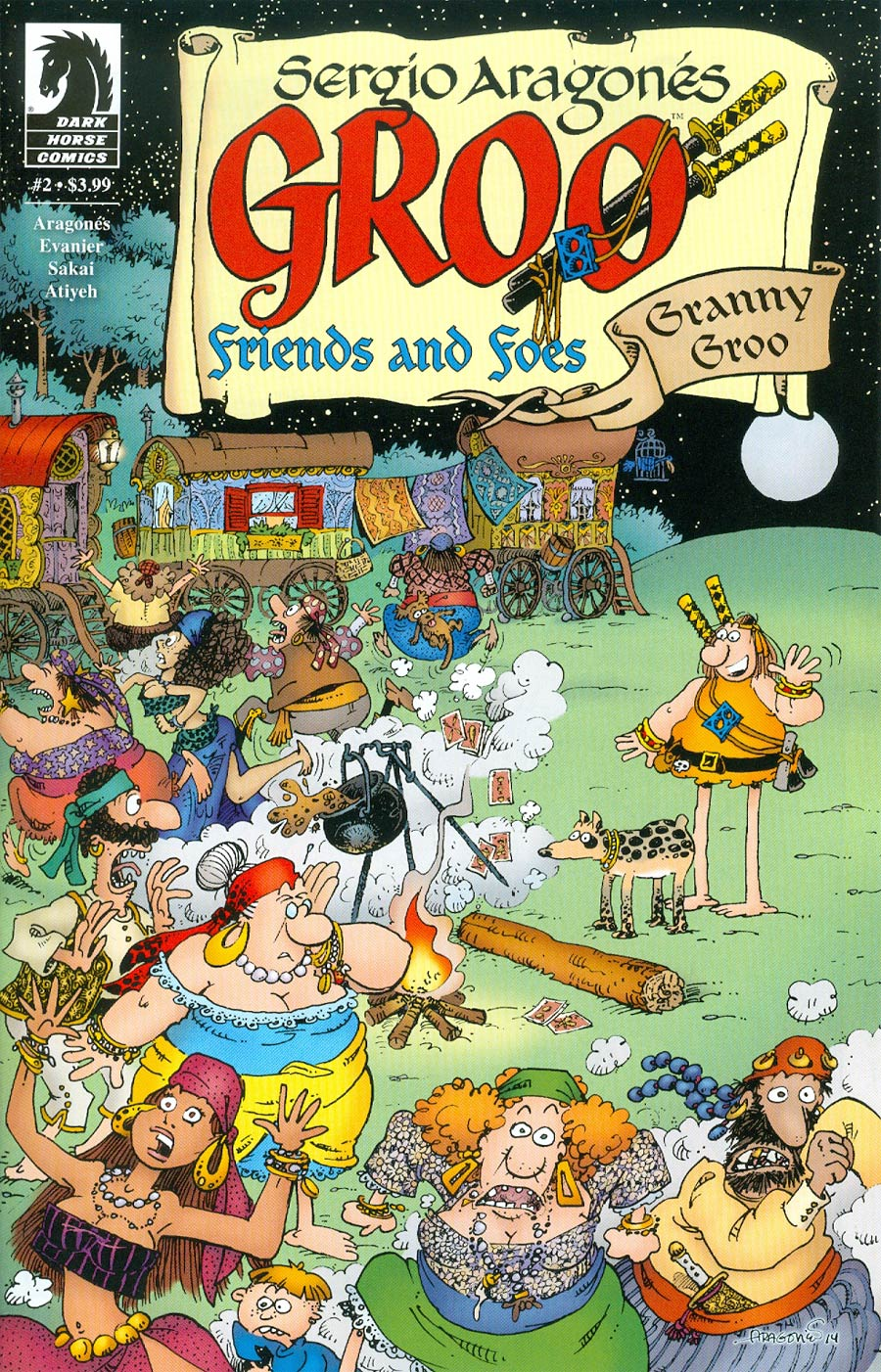 Groo Friends And Foes #2